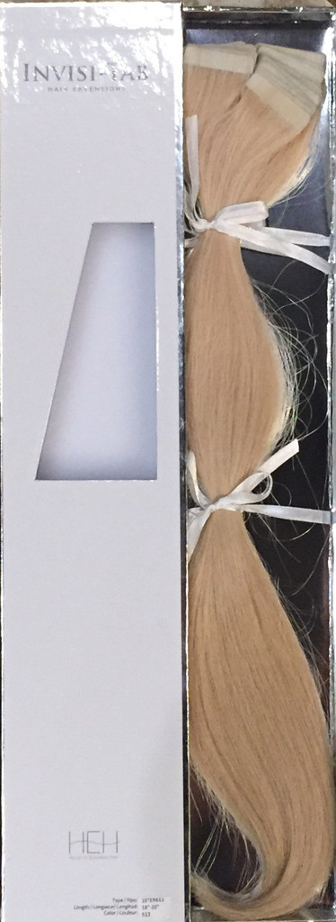 Invisi Tab Remi Hair Extensions 40 Piece Full Head